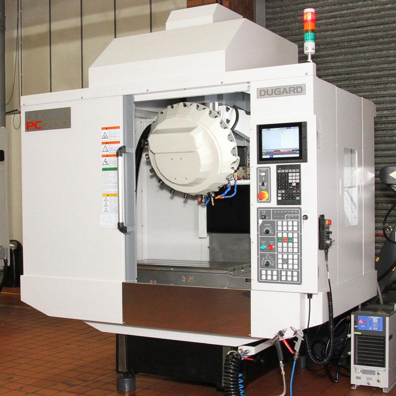 Ex Stock Dugard PC700 Mill/Tap Centre