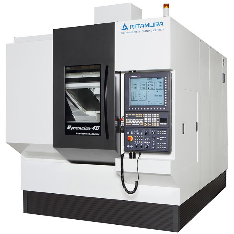 Kitamura Mytrunnion 4G 5 axis VMC