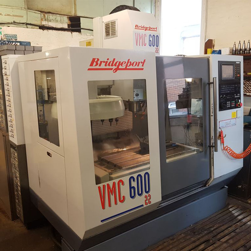U28216 Bridgeport 600/22 VMC