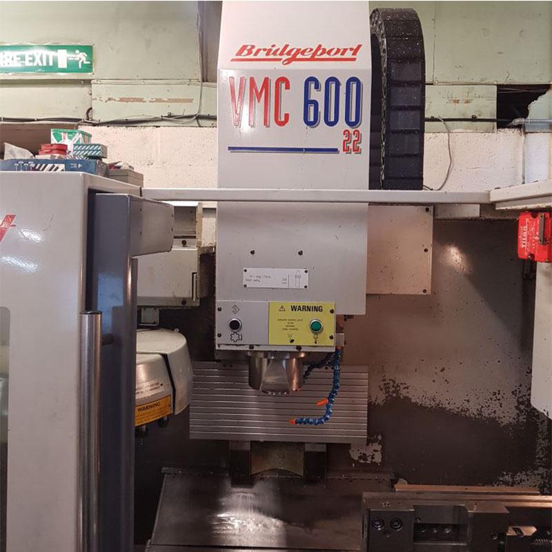 U28216-5 used Bridgeport VMC