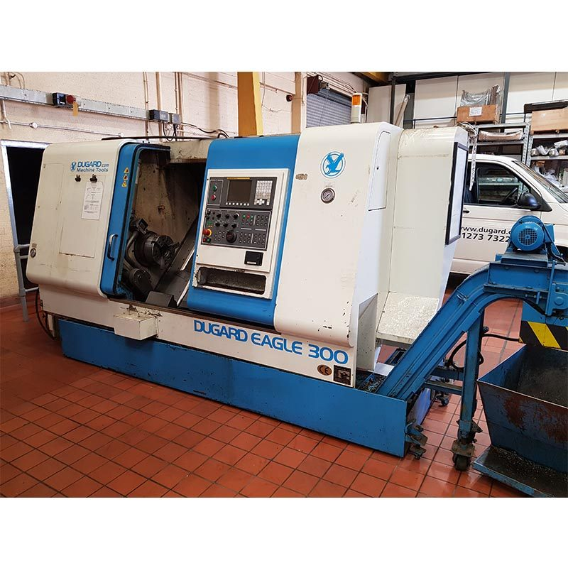 U28253 Dugard 300P CNC Lathe