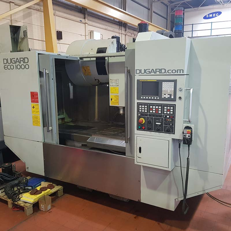 U28254 - used Dugard Eco 1000 VMC