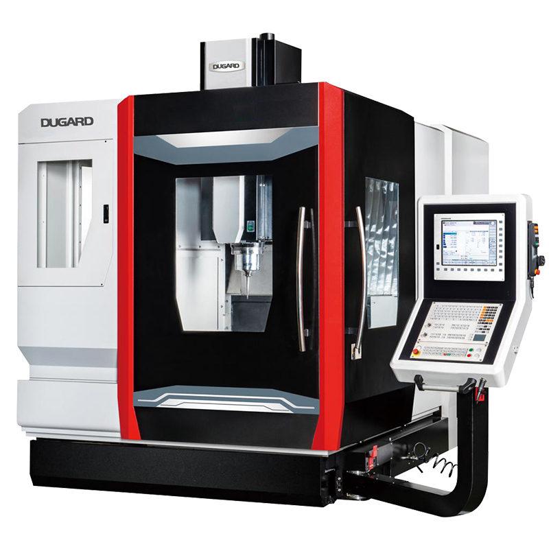 Dugard GTX-620 5 axis VMC