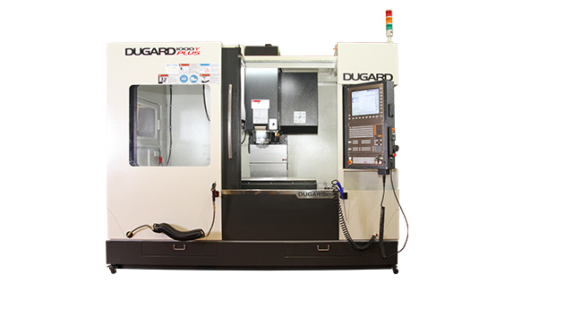 Dugard 1000Y Plus vertical machining centre