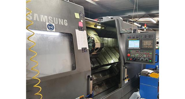 U28263 used SMEC PL45 CNC lathe