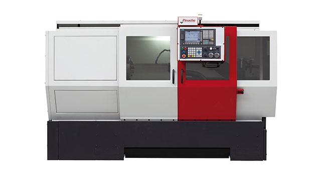 Pinacho SE range of user friendly CNC lathes