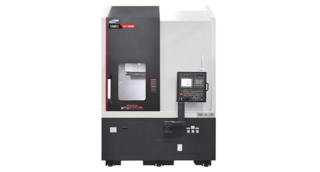 SMEC SLV1000 CNC vertical lathe