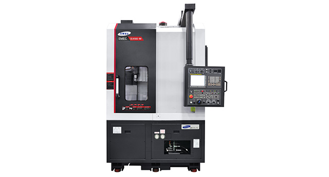 SMEC SLV500 CNC vertical lathe